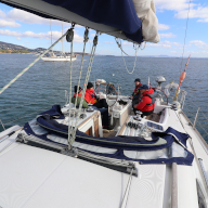 Coastal Skipper Sail Practical Course