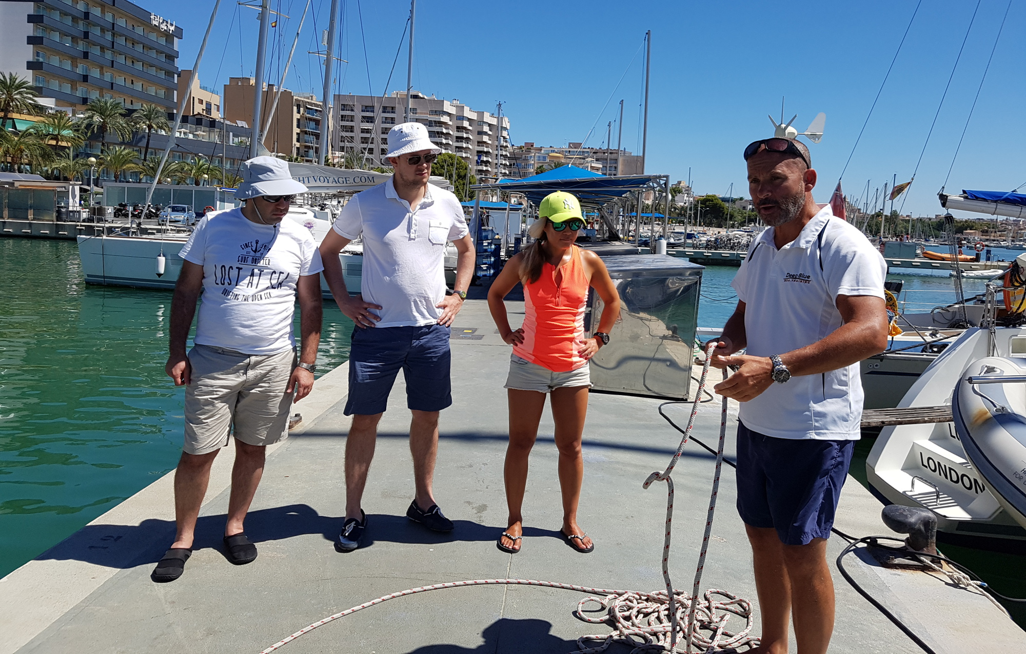 Yachtmaster Mallorca Rya Courses And Training In Palma De Mallorca Leading To The Yachtmaster Qualification