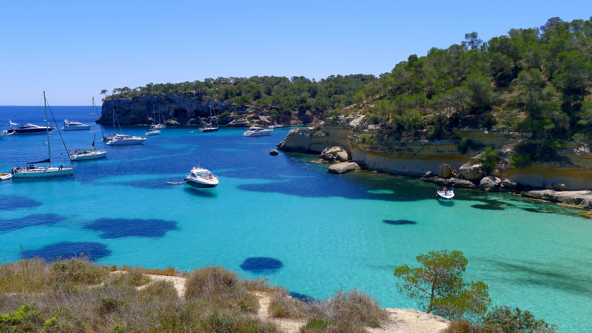 Yachtmaster qualification Mallorca